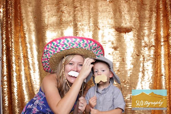 Sarah+Doug ~ Photobooth
