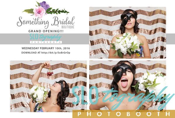 Something Bridal Grand Opening!