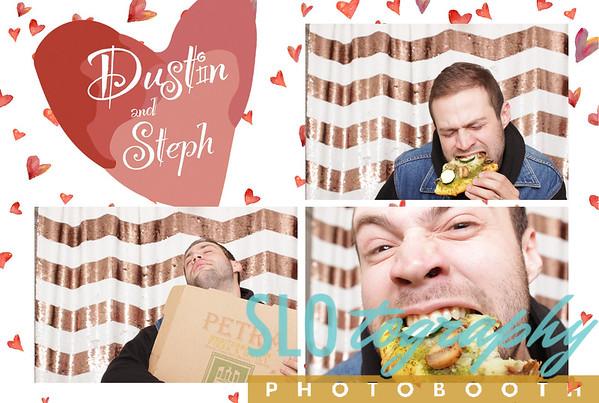 Steph+Dustin ~ Engaged!