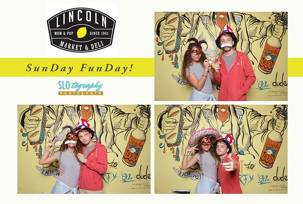 Sunday Funday with Lincoln