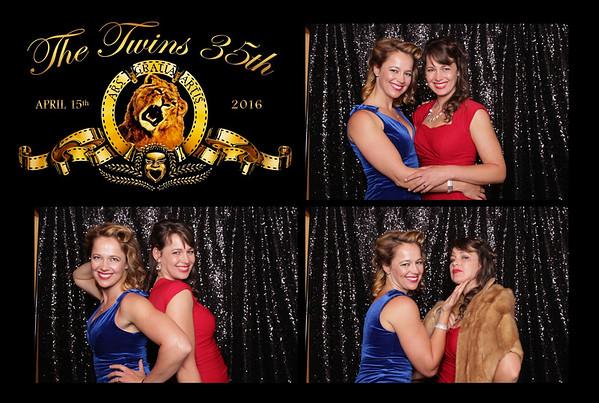 Twinning ~ Lillian + Clinessa's 35th Birthday