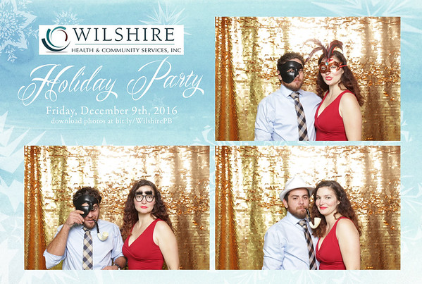 Wilshire Holiday Party '16