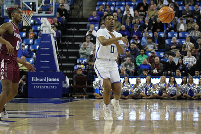 SLU Men's Basketball Game 2-3-2018