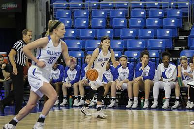 SLU Women's Basketball Game 1-18-2018