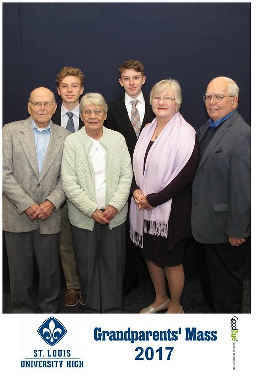 SLUHS Grandparents 2017