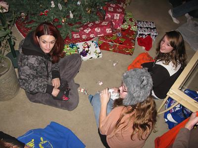 Lisa, Haley, and Allison.