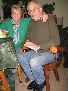 Opa (Wim Vancrey) and Jetty.