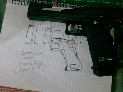 Ab's Lens gun