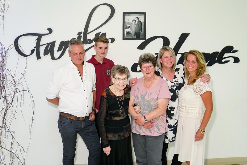 Tante Dina's 90th Birthday