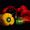 Three peppers 2-Ti