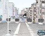 L'Inverno - piazza