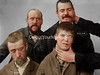Victorian men and boy