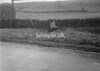 SD990834A1, Man marking Ordnance Survey minor control revision point with an arrow in 1950s