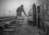 SJ858933A, Ordnance Survey Revision Point photograph in Greater Manchester
