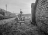SJ848961B, Ordnance Survey Revision Point photograph in Greater Manchester