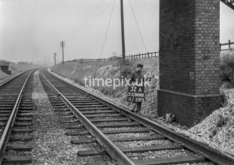 SJ888832A, Ordnance Survey Revision Point photograph of Greater Manchester