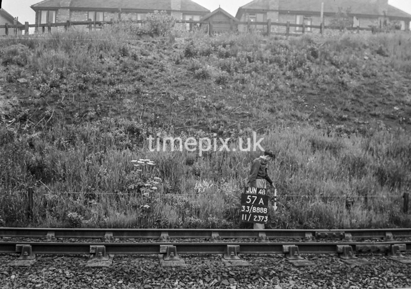 SJ888857A, Ordnance Survey Revision Point photograph of Greater Manchester