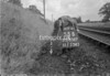 SJ858756B, Ordnance Survey Revision Point photograph in Greater Manchester