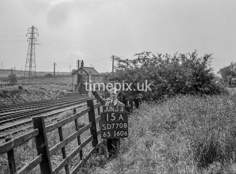 SD770815A, Ordnance Survey Revision Point photograph in Greater Manchester