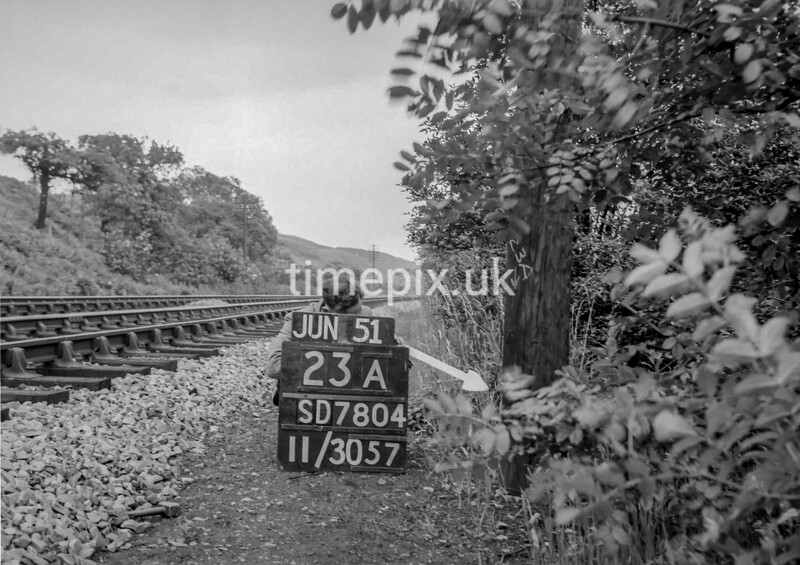 SD780423A, Ordnance Survey Revision Point photograph in Greater Manchester