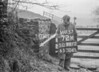 SD781272K1, Ordnance Survey Revision Point photograph in Greater Manchester