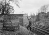 SJ859338B, Ordnance Survey Revision Point photograph in Greater Manchester
