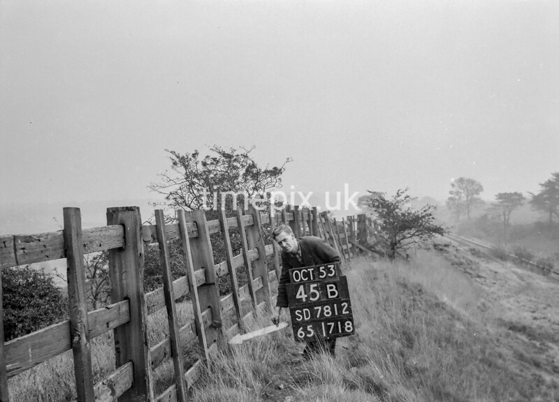SD781245B1, Ordnance Survey Revision Point photograph in Greater Manchester