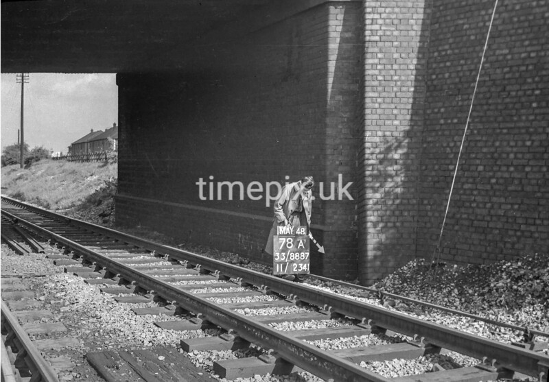 SJ888778A, Ordnance Survey Revision Point photograph of Greater Manchester