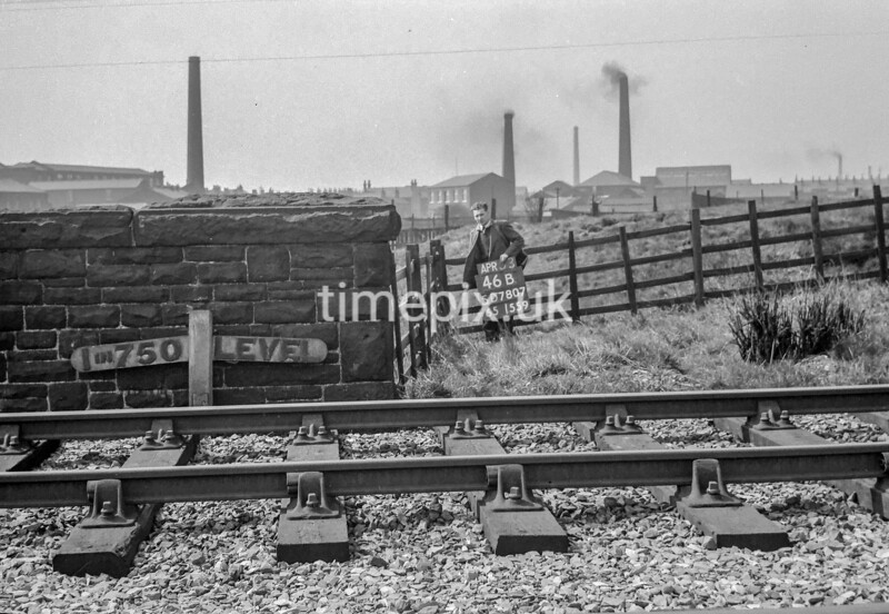 SD780746B, Ordnance Survey Revision Point photograph in Greater Manchester