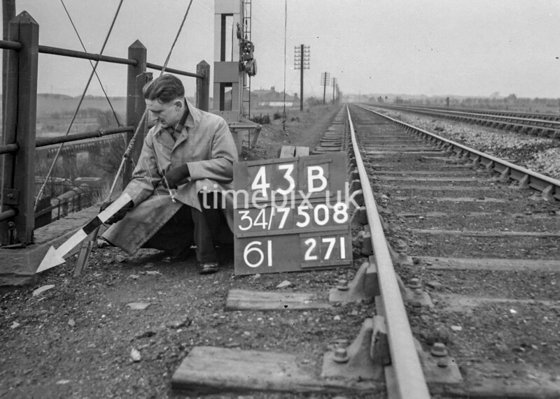 SD750843B, Ordnance Survey Revision Point photograph in Greater Manchester