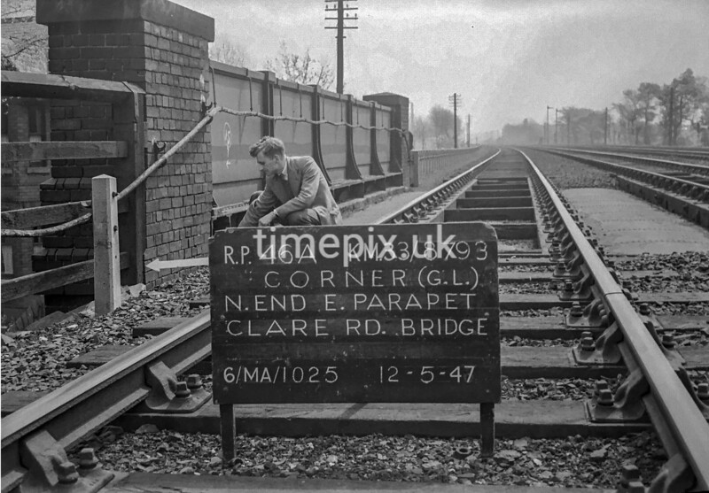 SJ879346A, Ordnance Survey Revision Point photograph in Greater Manchester