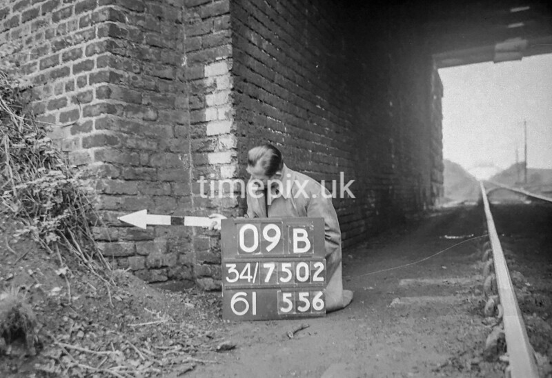 SD750209B, Ordnance Survey Revision Point photograph in Greater Manchester