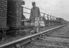 SJ858902L, Ordnance Survey Revision Point photograph in Greater Manchester