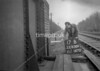 SJ858917B, Ordnance Survey Revision Point photograph in Greater Manchester