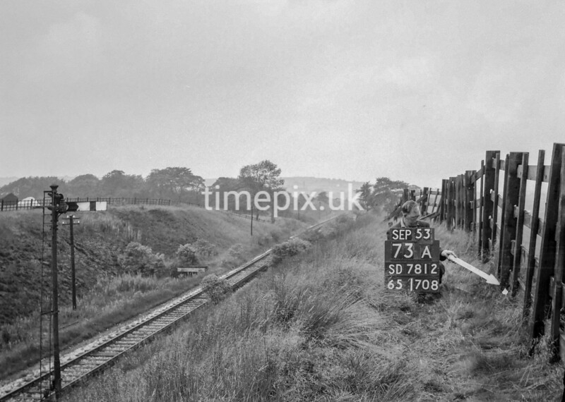 SD781273A, Ordnance Survey Revision Point photograph in Greater Manchester