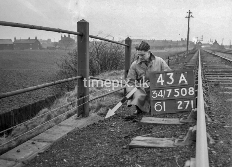 SD750843A, Ordnance Survey Revision Point photograph in Greater Manchester