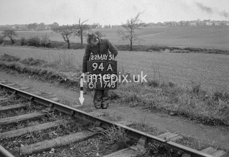 SD560894A, Ordnance Survey Revision Point photograph in Greater Manchester
