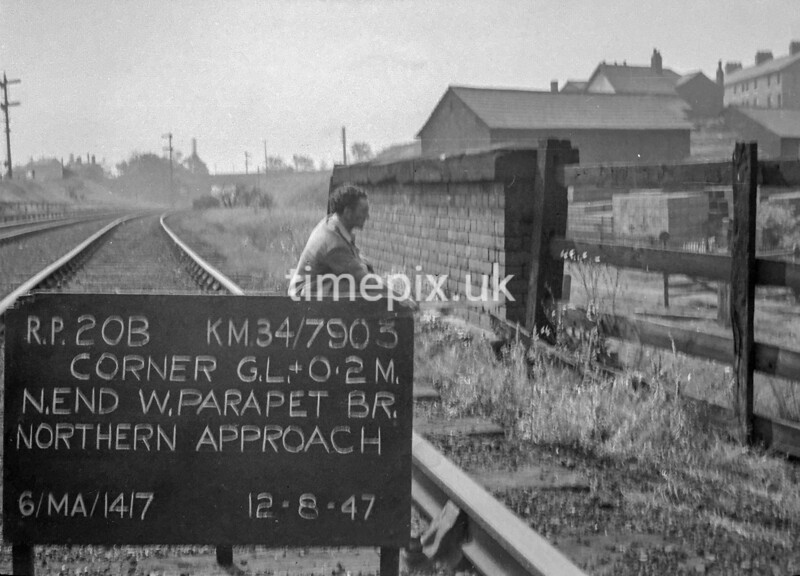 SD790320B, Ordnance Survey Revision Point photograph in Greater Manchester