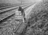 SJ919208K, Ordnance Survey Revision Point photograph in Greater Manchester