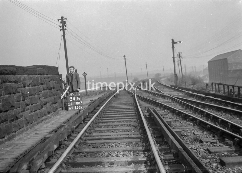 SD780784B, Ordnance Survey Revision Point photograph in Greater Manchester