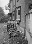SJ858662B, Ordnance Survey Revision Point photograph in Greater Manchester