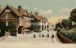 FGOS_01015, Edwardian postcard of Lyndhurst, Hampshire, by FGO Stuart posted in 1908