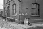SD901428A, Ordnance Survey Revision Point photograph in Greater Manchester