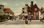 FGOS_00448b, Edwardian postcard of Lyndhurst, Hampshire, by FGO Stuart, c1908