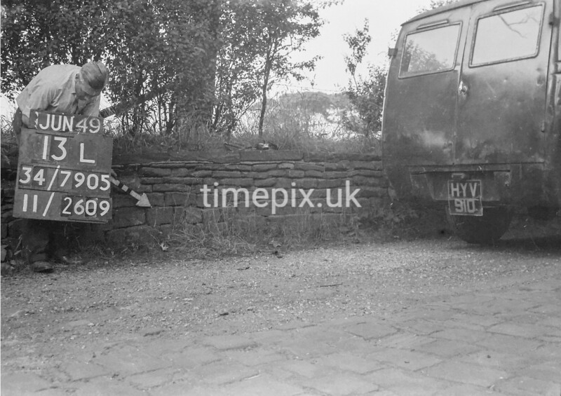 SD790513L, Ordnance Survey Revision Point photograph in Greater Manchester