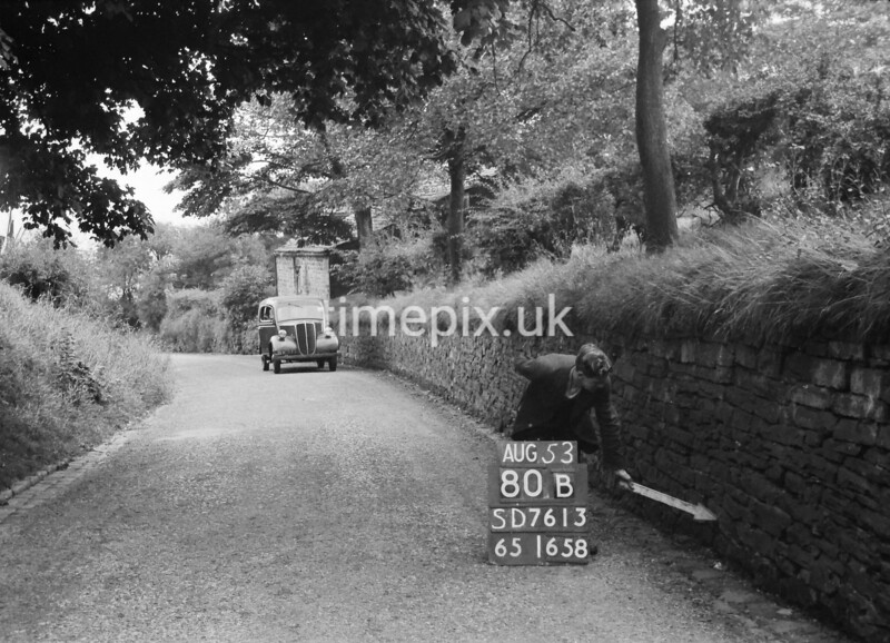 Ordnance Survey Revision Point photograph in Greater Manchester