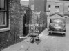 SJ858865L, Ordnance Survey Revision Point photograph in Greater Manchester