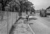 SJ818951L, Ordnance Survey Revision Point photograph in Greater Manchester