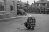 SJ859015W, Ordnance Survey Revision Point photograph in Greater Manchester