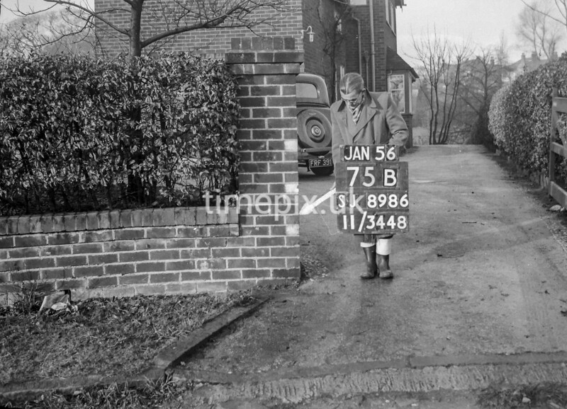 SJ898675B, Ordnance Survey Revision Point photograph of Greater Manchester